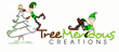 The Tree Mendious Creations will provide a whimsical and cozy feel to any space during special occasions