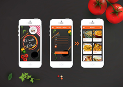 The Create a Meal Mobile Application will prevent people from worrying about what to cook at home