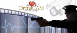 The DrenaCAM automatically captures and records incidents to provide substantial evidence in court.
