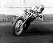 Steeplechaser: Motorcyle Racer Skip Van Leeuwen Honored in British Customs' Legends Series