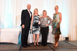 Award winner Wendy Cline with Wendy Cline Properties Team