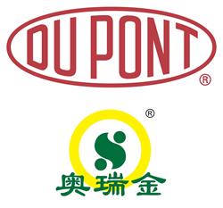 DuPont and Origin Agritech Logos
