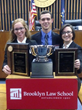 First-place Team: Stetson Wins Dean Jerome Prince Memorial Evidence Moot Court Competition