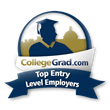 CollegeGrad.com Names Top Entry Level Employers for 2016
