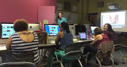 Chicago Educators MediaBreaker Studios