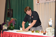 Drew French, founder of the YourPie chain earned his USPT membership by winning 2015 Pizzailolo Ultisimo (Ultimate Pizza Makers Challenge) at The SOFO Foods Expo in Atlanta Oct.4.