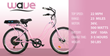 Wave Launches World's Most Affordable Electric Bike Designed Specifically for Women, The Lady Wave