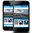 The New Mobile App from Festo Enables Fast Delivery of Parts, Greater Productivity, and Lower Inventory Cost