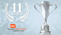 Scorpion Wins 11 IAC Awards