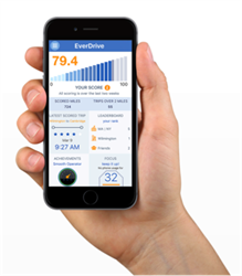 EverDrive Free Safe Driving Telematics App