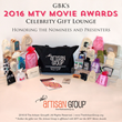 The Artisan Group® to Greet Young Hollywood with Bounty of Handcrafted Swag at GBK's Pre-Event Luxury Celebrity Gift Lounge for the 2016 MTV Movie Awards