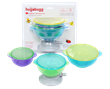 Hugabugg™ Introduces New Toddler Suction Bowls that Help Prevent Mealtime Messes