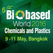 Innovation & New Application of Biobased Materials Underscore 5th Biobased World Summit