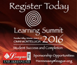 The League for Innovation's Learning Summit 2016 Conference Sponsorship Opportunities