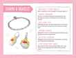 About The Charm Bracelet