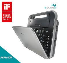 iF Design Award, E-CUBE i7 HCU, ALPINION i7, SonoDepot i7