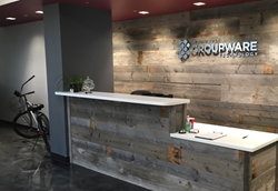 Groupware new office at 541 Division St.
