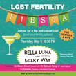 LGBT Fertility and Family-Building Happy Hour in Boston on May 5, 2016 to Offer Lesbians, Gay Men and Transgender People a Chance to Learn More About Their Fertility