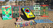 Introducing the World's First Interchangeable Beanbag Toss – It's Cornhole on Steroids, a Reinvention of a Classic with More Games than Ever Thought Possible
