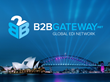 B2BGateway EDI Celebrates 1 Year Anniversary Down Under
