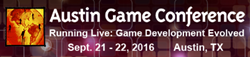 Austin Game Conference logo