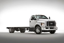 ROUSH CleanTech has developed a propane autogas fuel system for the Ford F-750 chassis that costs less than similar diesel counterparts.