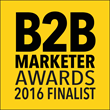BESLER Consulting Named Finalist in The B2B Marketer Awards