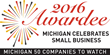 "Web Ascender to Be Honored As One of the 2016 ""Michigan 50 Companies to Watch"""