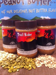 Vermont Peanut Butter's new flavor, Trail Rider!