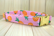 Pineapple Dog Collar from Four Black Paws.