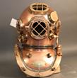 Desco US Navy Mark V Diving Helmet