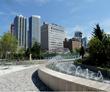 Hudson Park Fountain