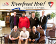 Riverfront Hotel Teams Up with Latican Sports to Serve as Base Of Operations for Outdoor Ole SC Semi-Pro SoccerTeam and Local Futsal Games