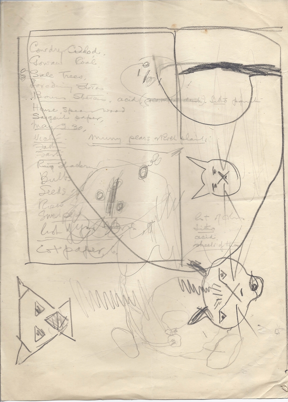Unique Queen Elizabeth Ii Childhood Drawings And Earliest