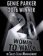 VanillaSoft's Genie Parker Honored as One of 20 Women to Watch in Sales Lead Management 2016