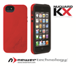NewerTech's Elite Protective NuGuard KX Case Compatible with Apple's New iPhone SE