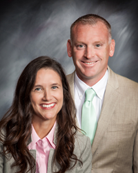 Sam & Brandy Patton - New Home Instead Senior Care Owners
