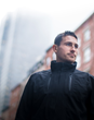Fashion Meets Function in The Cubed Travel Jacket™, the First Truly Stylish Waterproof Shell