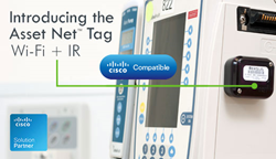 Wi-Fi RTLS Asset Tracking with Versus Technology's Asset Net™ Tag