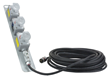 Larson Electronics Releases an Explosion Proof Extension Cord with Three Receptacles