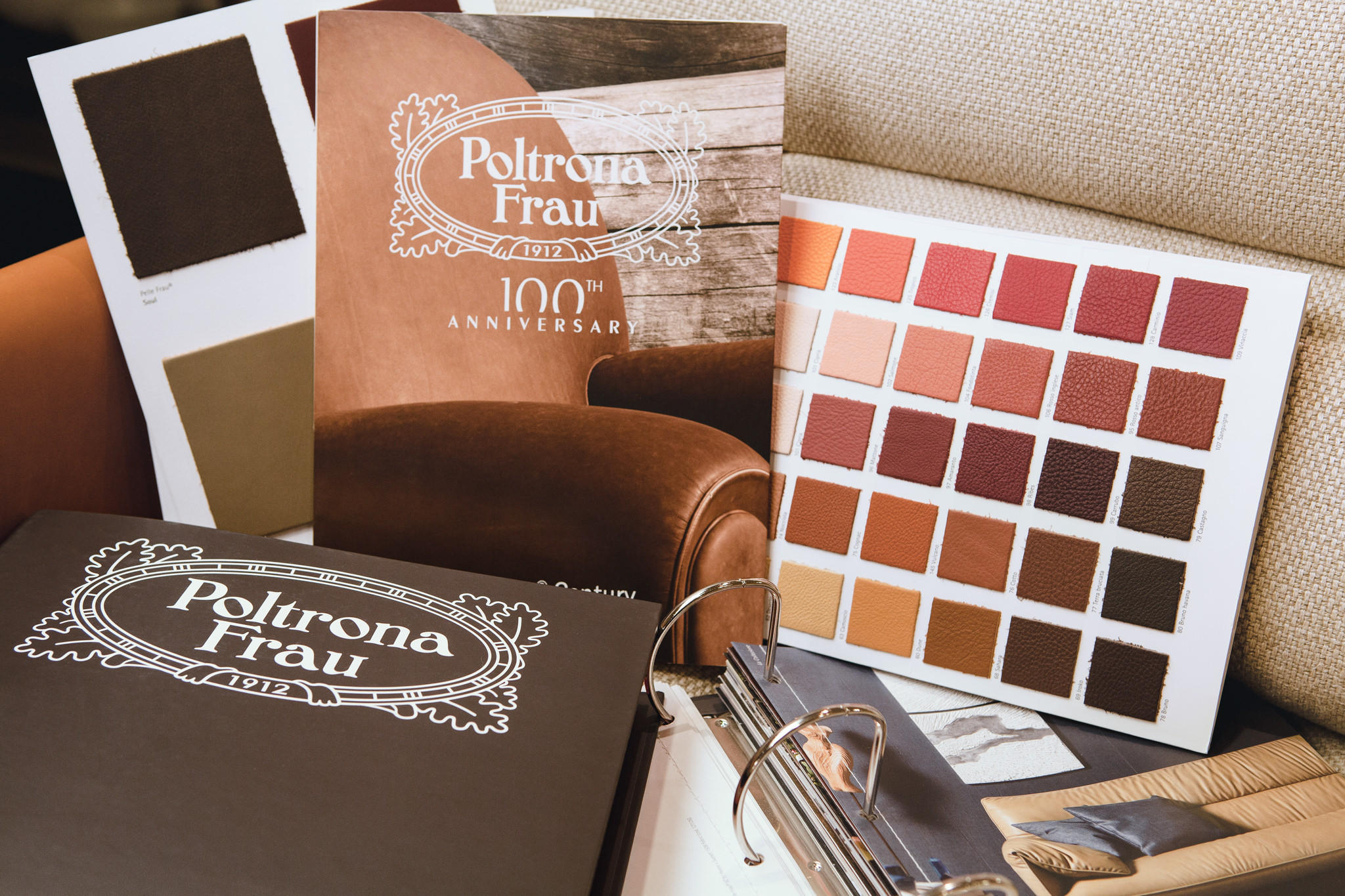 Wrj design in jackson hole invests in employee education for Poltrone frau milano