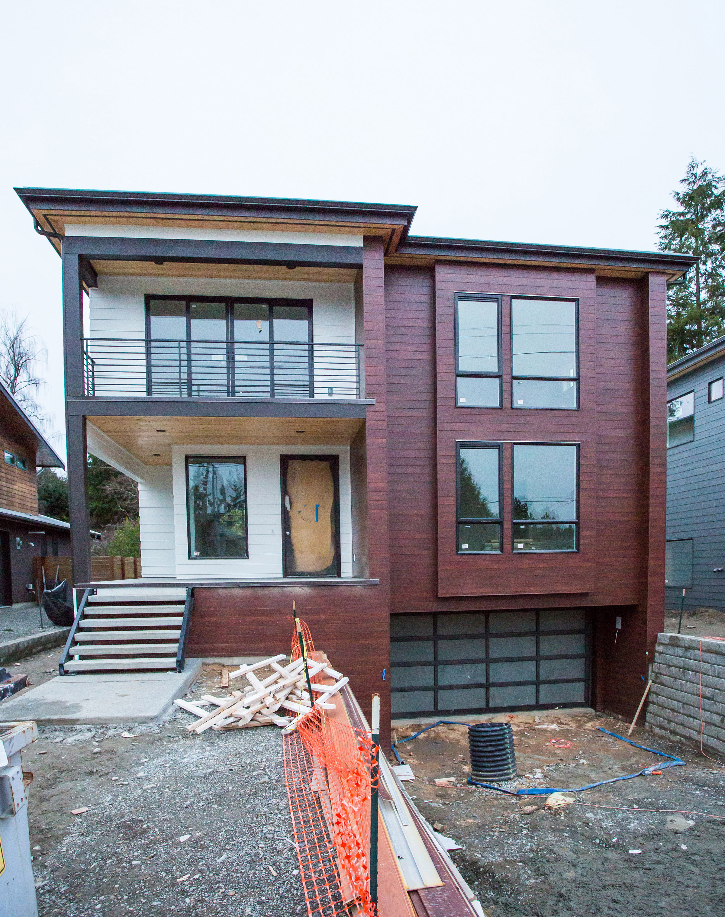 modern homes tour seattle - home modern
