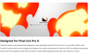 FCPX - Apple - Pixel Film - TransFire Cartoon