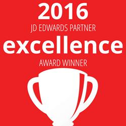 JD Edwards Summit Award