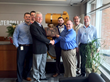 Groschopp Earns Platinum Supplier Certification from Caterpillar for Second Straight Year