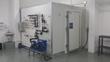CENCATEC's Cold Storage Testing Room