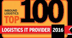 Inbound Logistics Top 100 Logistics IT Provider