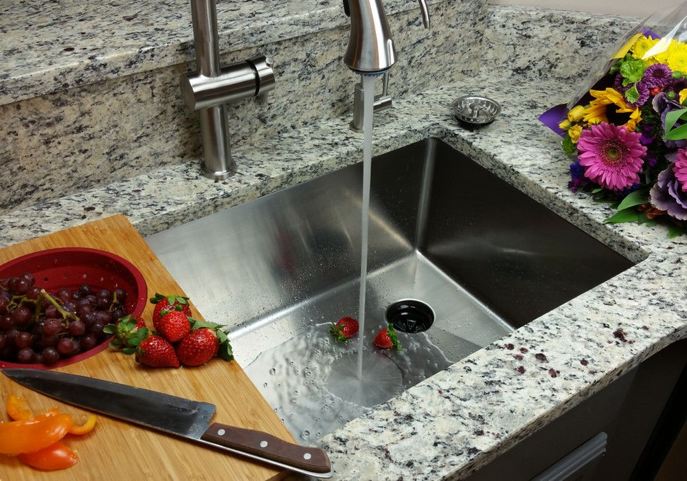 Create Good Sinks Are Seamless For Less Chance Of Bacteria Forming In Your  Sink.
