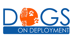 April's Mission Giveback Winner: Dogs on Deployment