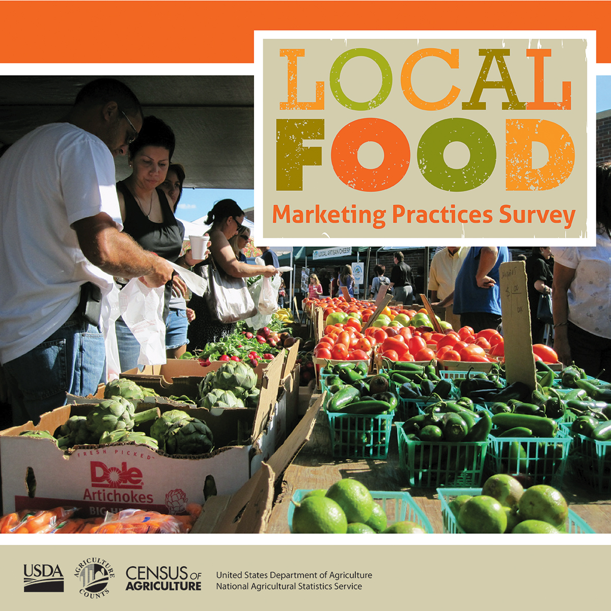 Usda Nass  Local Food Marketing Practices Survey